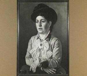 Portret van Delia Vuist