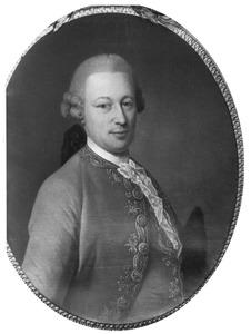 Portret van Jan Elias Huydecoper (1735-1808)