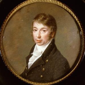 Portret van Willem Rendorp (1769-1827)