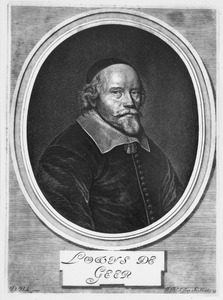 Portret van Louis de Geer (1587-1652)