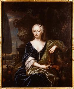 Portret van Antoinetta Coenradina van Heemskerck (1725-1775)