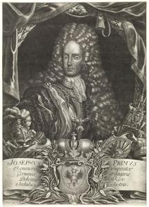 Portret van Joseph I, Keizer van het Heilige Roomse Rijk (1678-1711)