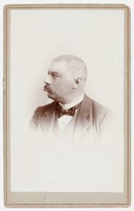 Portret van Willem Hendrik Hoeufft (1862-1917)