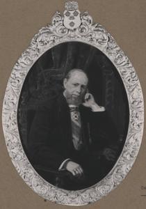 Portret van Gerard Jacob Theodoor Beelaerts van Blokland (1843-1897)