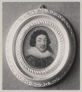 Portret van Lodewijk XIII de Bourbon (1601-1643)