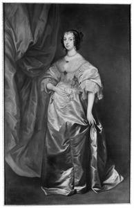 Portret van Mrs. Oliver St. John, later Lady Poulett (?-?)