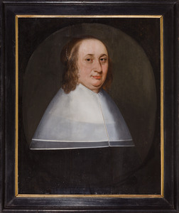Portret van Johanna van Arnhem (1607-1666)