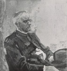 Portret van Johann Heinrich Schrörs (1852-1928)