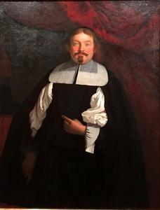 Portret van graaf Humprecht Johann Czernin van Chudenice (1628-1682)