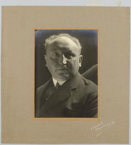 Portret van Simon Maris