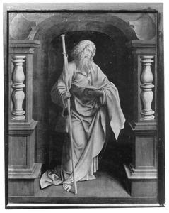 Retabel van de familie Brömse: heilige Jacobus de Meerdere