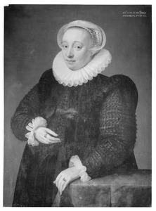 Portret van een 38-jarige vrouw