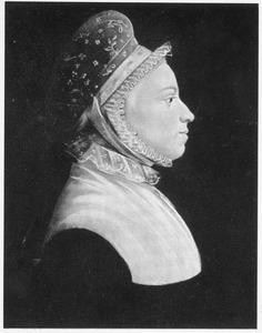 Portret van Wilhelmina Jacomina van Immerseel (1781-1835)