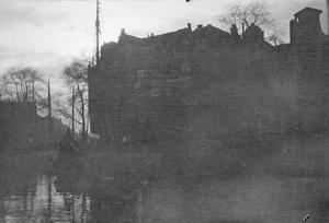 Gezicht op de Korte Prinsengracht en de kruising met de Brouwersgracht