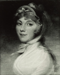 Portret van Selinda Elisabeth Humphrey (1777- )