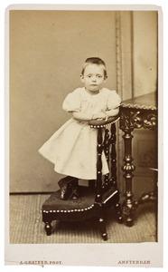 Portret van Catharina Johanna Tilanus (1866-1948)