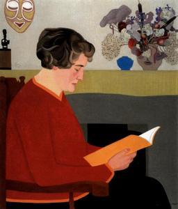 Portret van Pau Wijnman (1889-1930)