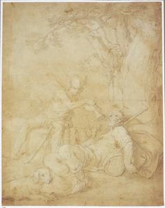 Mercurius en Argus (Metamorfosen 1:622-746)