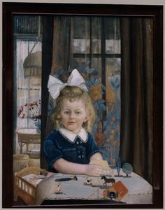 Portret van Francina van Duijvendijk (1923-....)