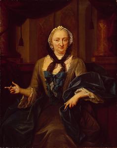 Portret van Margaretha Trip (1699-1778)