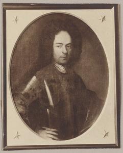 Portret van Jean le Cavelier (1779-1746)