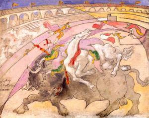 Corrida: dood van de vrouwelijke torero