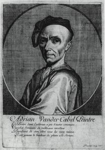 Portret van Adriaen van der Kabel (1631-1705)