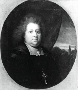 Portret van Lothar Franz von Schönborn (1654-1729), keurvorst van Mainz
