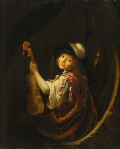 Jonge violist