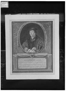 Portret van een man, mogelijk  Johan Jacobsz. Snouck (1500/1510-1585/1586)