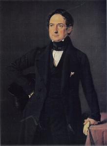 Portret van Ole Jørgen Rawert