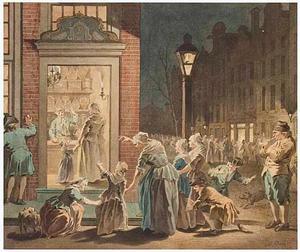 De maand December (Sint Nicolaasavond)