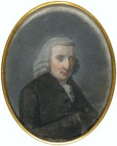 Portret van Evert Verschuur (....-1833)