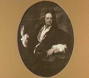 Portret van Hendrik Trip, echtgenoot van Anna Quevellerius