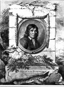 Portret van Nicolaes Pietersz. Berchem (....-1683)