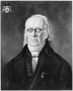 Portret van Judocus Henricus Antonius Adrianus Joseph Joannes baron van der Heyden (1765-1854)