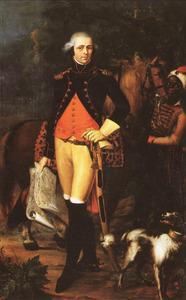 Portret van mogelijk Jean Baptiste Kleber (1753-1800)