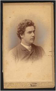 Portret van Willem van Bemmelen (1868-1941)