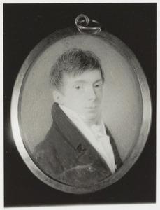 Portret van Josua van der Aa Criellaert (1795-1861)