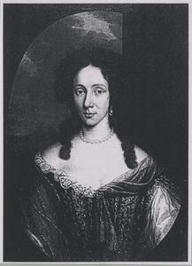 Portret van waarschijnlijk Mevrouw van Waalwijk