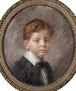Portret van Hendrik Barthout van Tets (1903-1980)