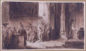Het penningske van de weduwe