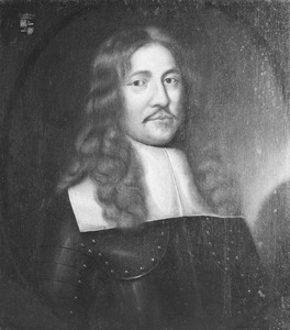 Portret van Johann Hermann van Diepenbroeck tot Impel (1620-1695)