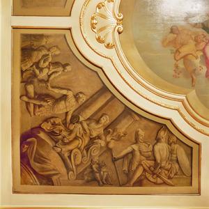 Aeneas onmoet Dido