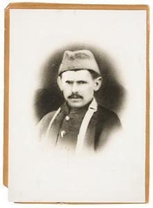 Portret van Abraham Snoek (1892-1926)