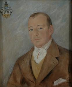 Portret van Hendrik Maurits van Loon (1886-1949)