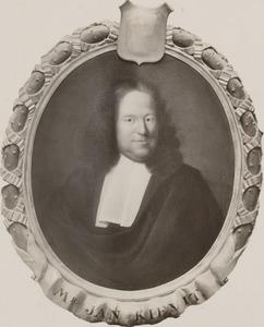 Portret van Johan Kievit (....-1692)