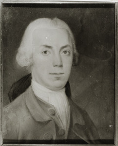 Portret van Johan Hora Siccama (1738-1812)