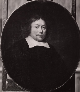 Portret van Gerard van Bergen (1610-1663)