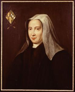 Portret van Maria de Coelkies ( -1592)